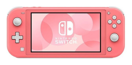 Consola Nintendo Switch Lite Coral - Nuevo Color -ccstore