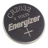 Blister De 5 Pilas Energizer Cr2032 Boton Litio 2032 3v