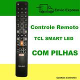 Controle Remoto Smart Tv Tcl Led Hd