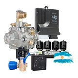 Equipo Gnc 5ta Quinta Generacion 60 Lts Gas Axis Conversion
