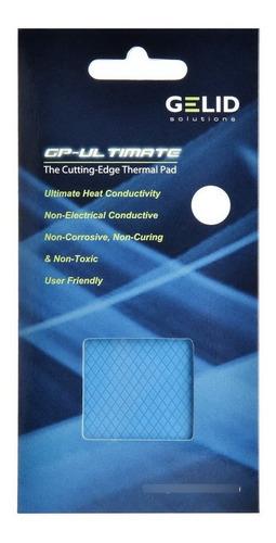 Pad Térmico Gelid Gp-ultimate Tp-gp04-c 15w 90x50x1,5mm