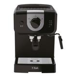 Cafetera T-fal Ex3220 Automática Negra Expreso 120v