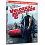 Dvd Duplo - Velozes E Furiosos 6 Original