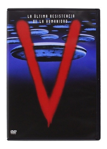 V Invasion Extraterrestre - Serie Completa 3 Temporadas Dvd