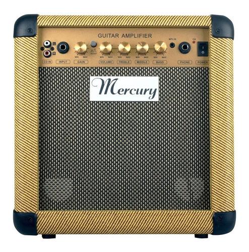 Combo De Guitarra Mercury M15e Garantia / Abregoaudio