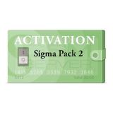 Activacion Pack 2 Sigma Box /sigma Key