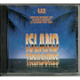 Cd U2 - Single: Island Treasures - 1990 - Importado - 3 Faix Original