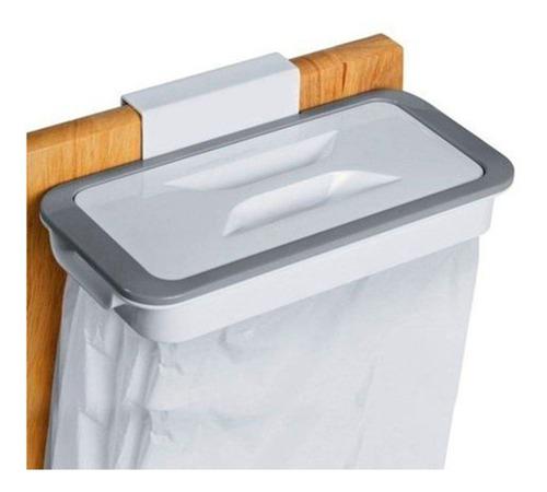 Lixeira Para Cozinha Banheiro Cesto P/ Saco De Lixo Prático