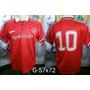 Camisa Manchester United Umbro 1998 Titular  #10 Original