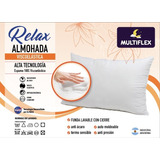 Almohada Viscoelástica Multiflex Relax Pack 2 Un