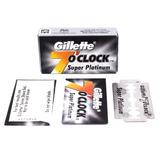 Hojas De  Afeitar Gillette 7 O'clock Super Platinum