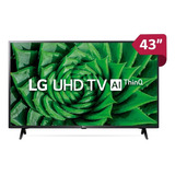 Smart Tv LG 43` Uhd 4k Led Modelo 43um7100 Wifi Netflix Amv