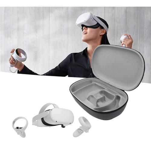 Estuche De Transporte Para Auriculares Oculus Quest 2 Vr Gam