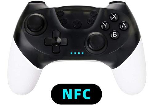 Control Nintendo Switch Y Pc Inalámbrico Pro / Bluetooth Nfc