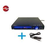 Dvd Player Hdmi, Usb Multifuncional 220/12v