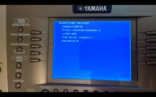 Piano Yamaha Psr 2100 Que No Inicia Esta Solucionado Davidb