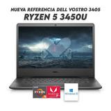 Portátil Dell V3 3400 I5-1135g7 Ram 16gb Ssd 128gb + 1tb Win