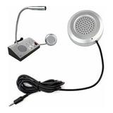 Microfono Intercomunicador Para Caja Modelo 9908