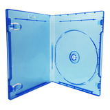 Caja Estuche Para Disco Bluray 10mm Con Logo X10