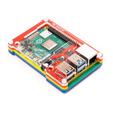 Carcasa Gabinete Pibow Coupé 4 Para Raspberry Pi 4