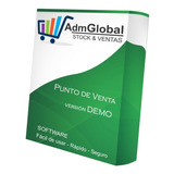 Demo - Punto De Venta Software Programa Admglobal