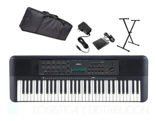 Teclado Yamaha Psre273 Todo Incluido Ideal Para Principiante