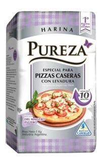Harina Para Pizza Pureza 1 Kg