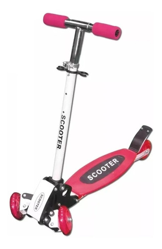 Monopatín Scooter Tripatin Ajustable
