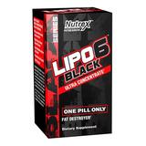 Lipo 6 Black Nutrex Ultracon Usa.