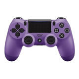Control Joystick Inalámbrico Sony Playstation Dualshock 4 Electric Purple