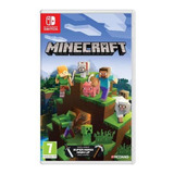 Minecraft Nintendo Switch - Juego Fisico - Mundojuegos
