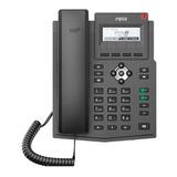 Telefone Ip 2 Linhas Led Ehs X1s - Fanvil