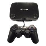 Consola Retro Ninja Ps 32bits Sd 32 Gb C/ 100 Juegos Gamer