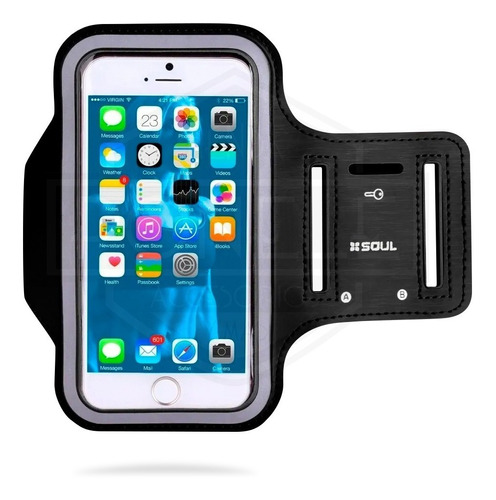 Brazalete Para Celular Correr iPhone Samsung Motorola Sony