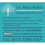 Terapia, Psicóloga, Terapia Psicológica, Sesiones Online