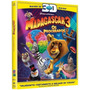 Madagascar 3 Os Procurados Blu-ray 3d+blu-ray - Original