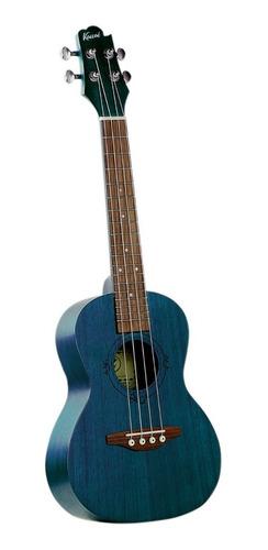 Ukulele Ukelele Tenor 26¨ Aquila Strings + Funda - Azul 8413