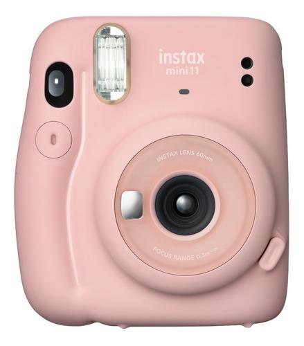 Camara Fuji Instax Mini 11 Polaroid Selfie + Rollo 10 Fotos*