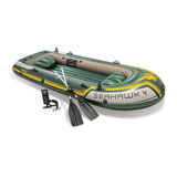 Bote Inflable Intex 2 Personas Hasta 200kg Dngsport