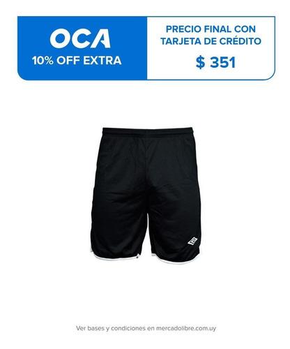 Short Umbro Hombre Strike Entrenamiento Futbol Running