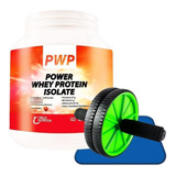 Suplemento Pwp Whey Protein Isolate 1700g Calidad Nº1 El Rey
