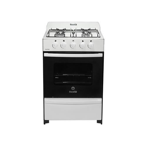 Cocina Escorial Master 56 Cm Multigas Blanca Lhconfort