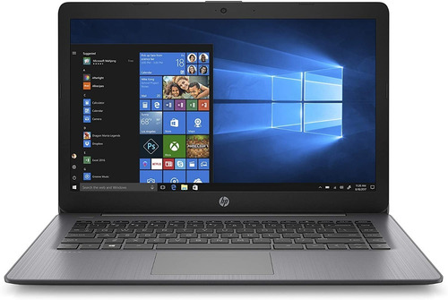 Notebook Hp Stream 14' Amd 64 Gb 4 Gb Ram Windows 10 Amv