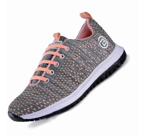 Zapatillas Mujer Urbana Comodas Livianas Deportiva Moda