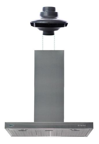 Campana Slim De Acero Inox 70 Cm Extractor Direccional