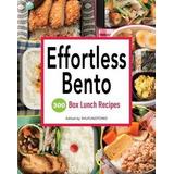 Effortless Bento - Shufu-no-tomo (paperback)