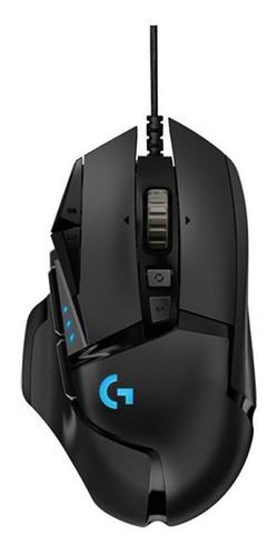 Logitech (g) G502 Hero Master - Ratón Con Cable