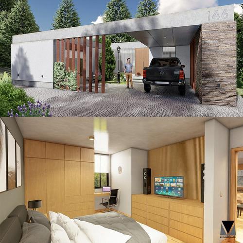 Renders / Imágenes 3d / Videos / Arquitectura Estudio Masci