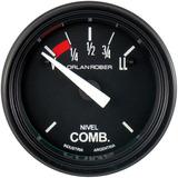 Nivel De Combustible Orlan Rober 52mm Linea Classic 12v