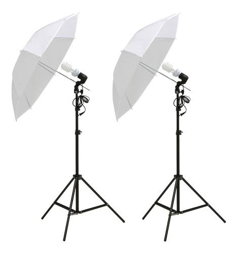 Set Estudio Fotográfico- Kit Fotografía- Envió Express Pro 2